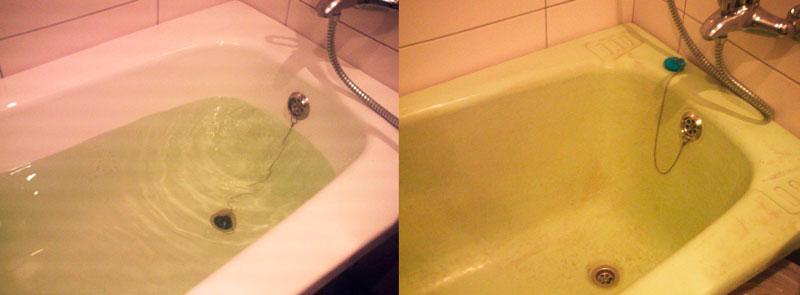Какую ванну выбрать чугунную или акриловую